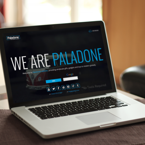 Paladone, Novelty Gifts Website | TCmarketing