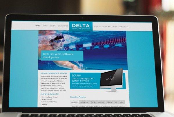 Delta, Software Website