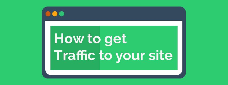 how to get traffic to your dating site