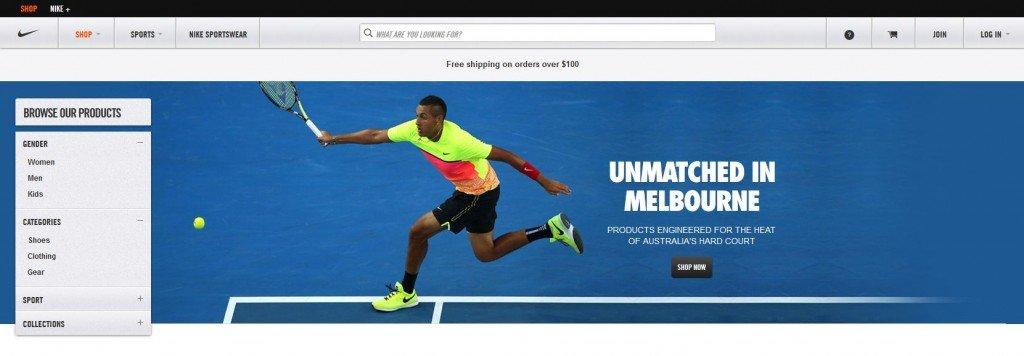 NikeMagento