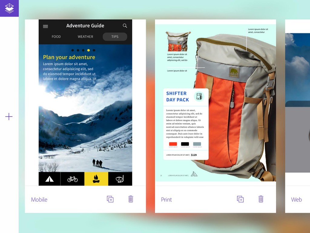 Some Example Images of Adobe Comp