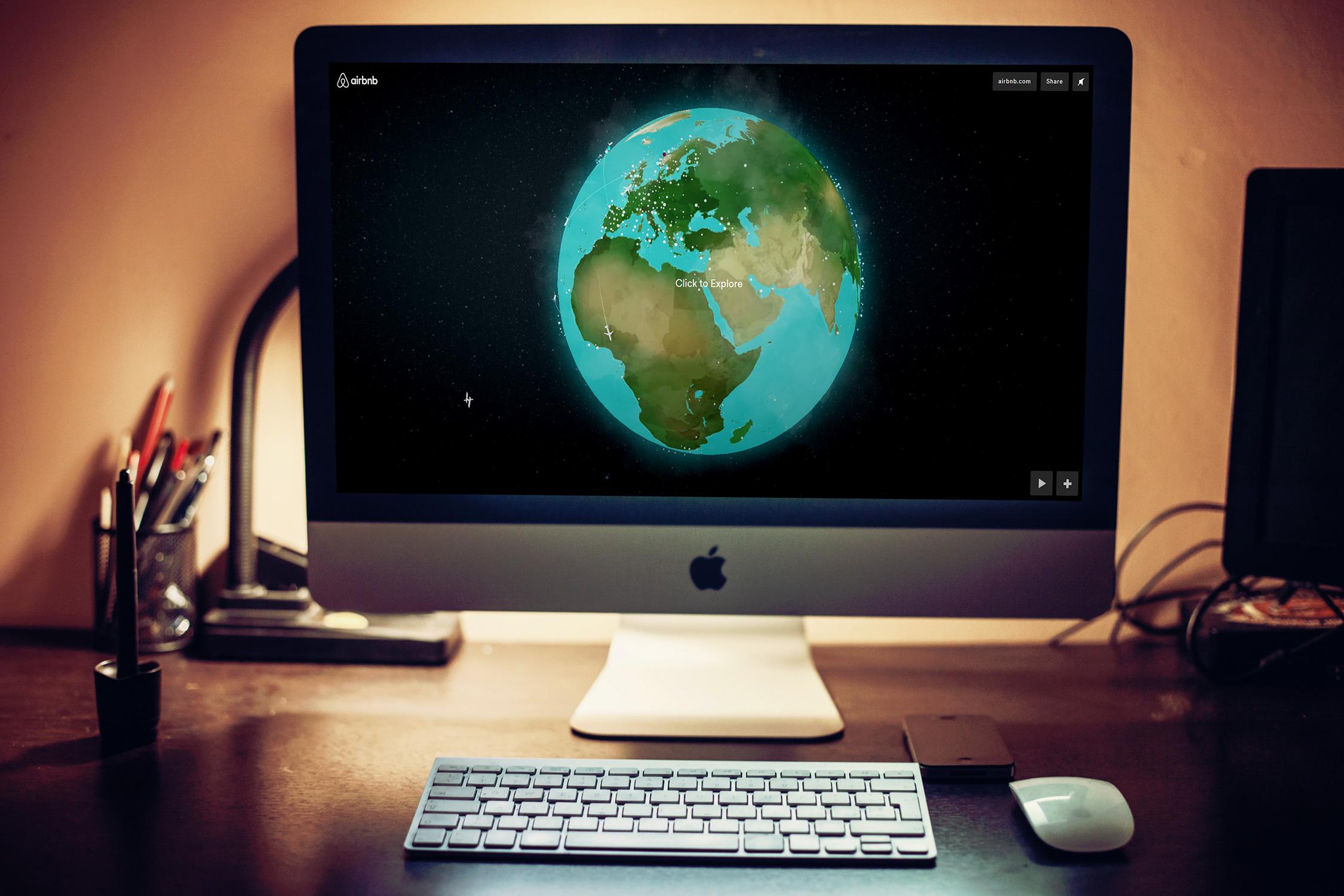 Three Dimensional Space – Web Trend 2015