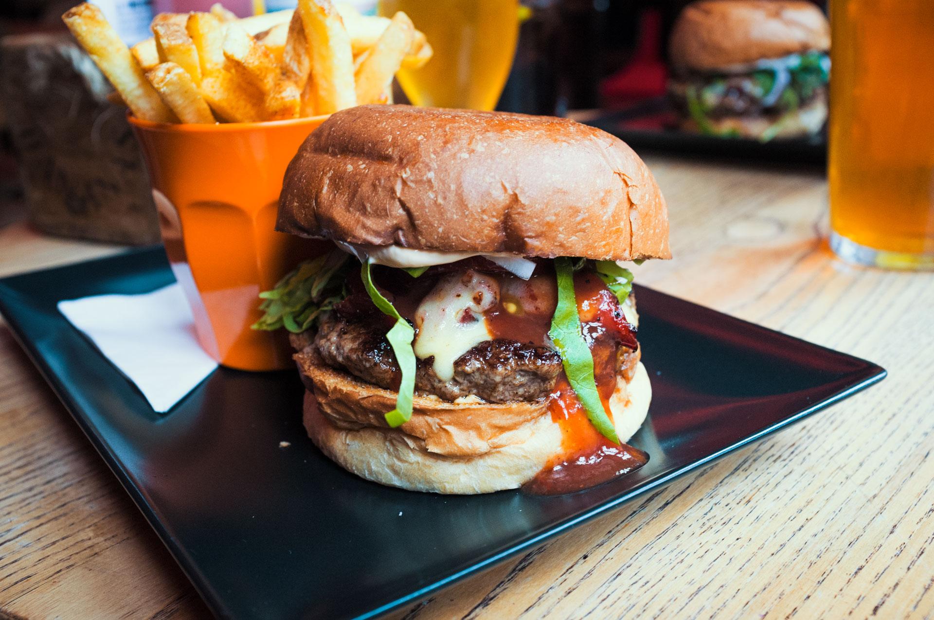 Burger Kult – Gecko