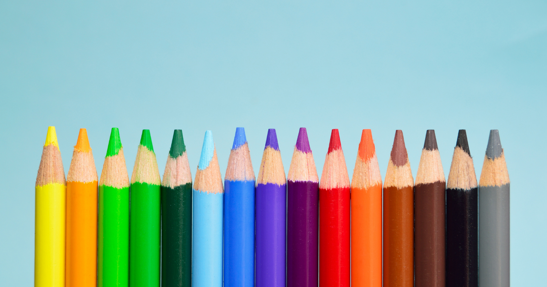 Brand colours, and what they might imply about your business!